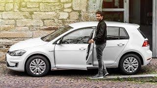 VW E-GOLF   Wie kompliziert ist Aufladen wirklich?   Daniel Abt