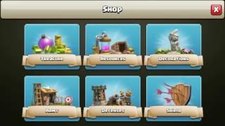 Naik ke TH 4, base TH 4 Clash of Clans by Gila Games