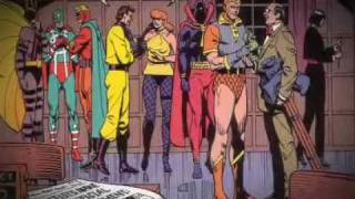 Alan Moore talks - 02 - Watchmen