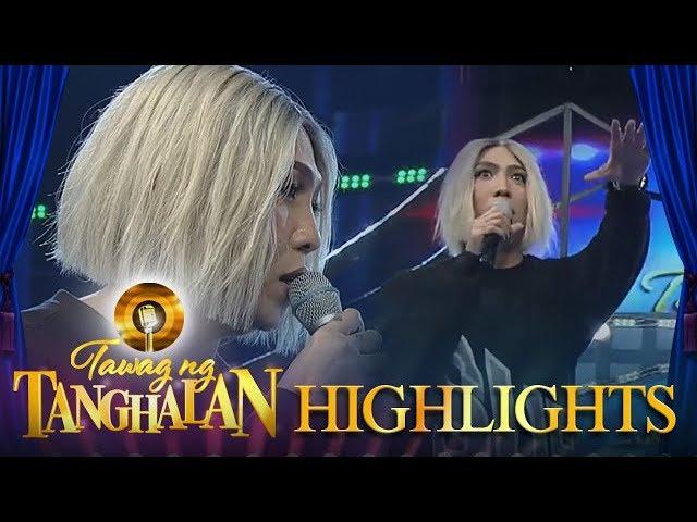 """Tawag ng Tanghalan: Vice's version of """"Ngayon At Kailanman"""""""