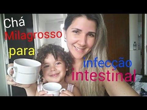Chá Milagroso para infecção intestinal!