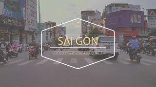 3 phút dạo trung tâm Sài Gòn - (quay bằng Galaxy S6)