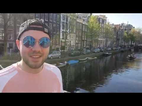 VENUS DEMILO - Amsterdam (Official Music Video)