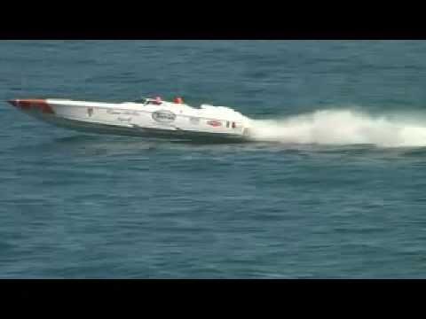 Yalta GRANDPRIX of the SEA 2010 powerboat p1