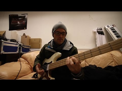 Slap Bass - Vlog #14 Dec 13th 2016