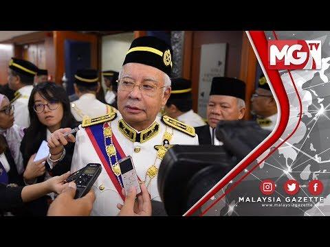 TERKINI : GST 0% Tidak Ada Kesan Kepada Rakyat  Najib