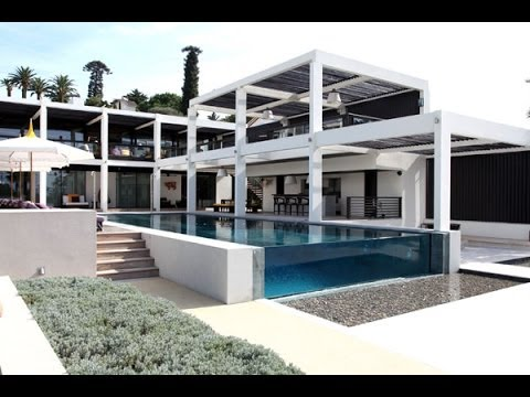 Stunning Contemporary property on the Cap d'Antibes - FRV121