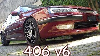 *406 V6 PEUGEOT* mise en route.