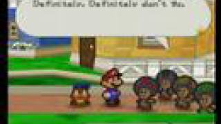 Let's Play Paper Mario | 07 | Punker Koopas