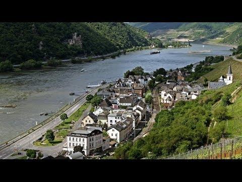 Mittleres Rheintal bei Rüdesheim