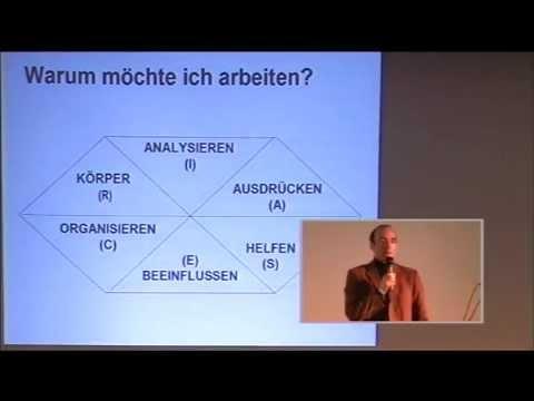 2/2: Dr. Joachim Schneider: Wissen Sie, welche Berufe zu Ihnen passen?
