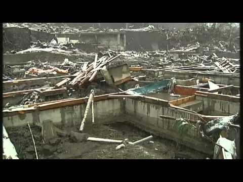 Japan: The ruins of Kamaishi