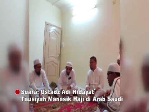 Praktek Manasik Haji (Bag. 9) - Ust. Adi Hidayat Lc MA.