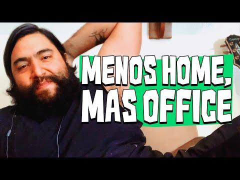 HOME OFFICE #3 - MENOS HOME, MAS OFFICE
