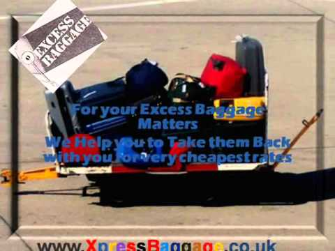 Air Cargo Excess Baggage and shipping services & world wide courier