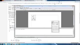 Open Office: Formeleditor 2
