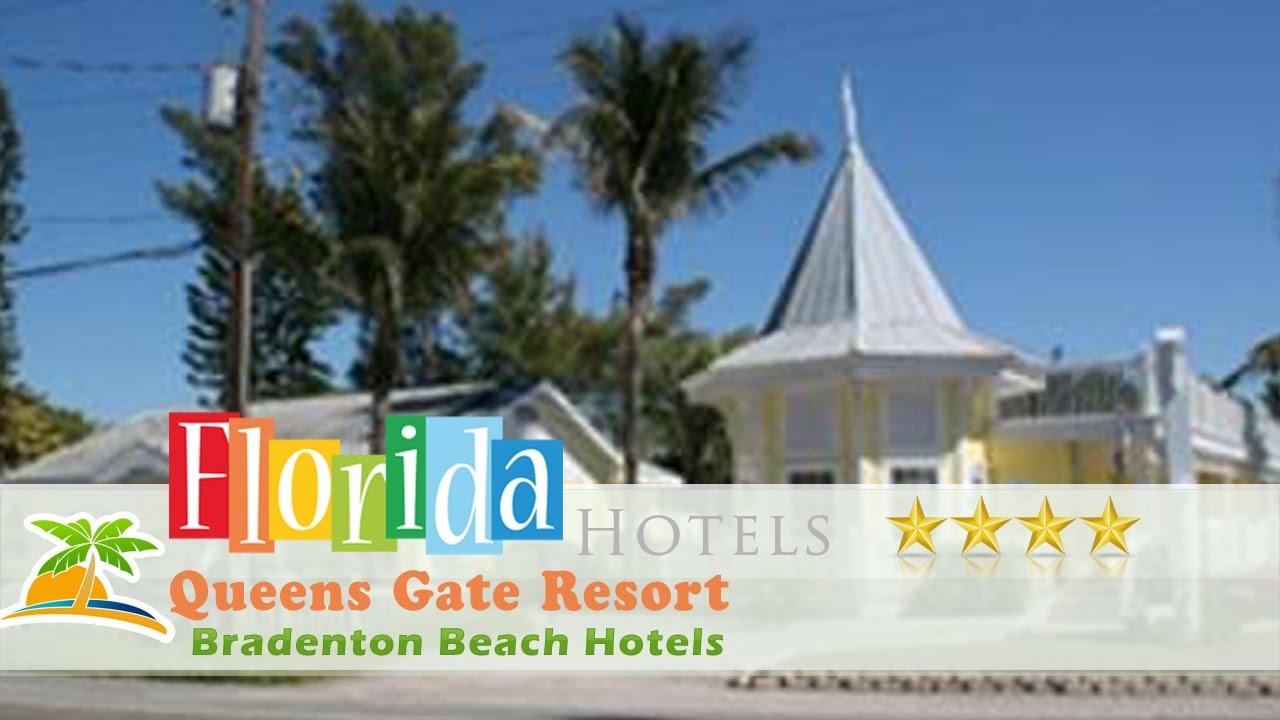 Queens Gate Resort Bradenton Beach Hotels Florida
