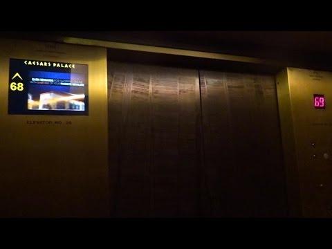 Otis Elevators - Caesars Palace, Forum Tower - Las Vegas, Nevada