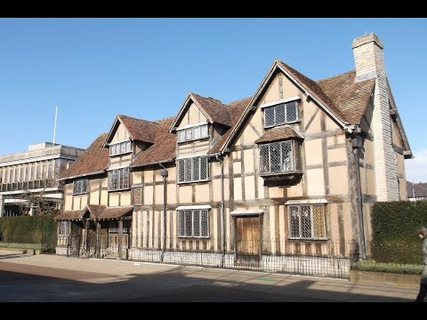 Inside Shakespeare's Birthplace!