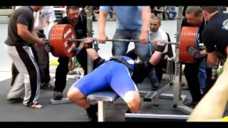 e-powerlifting.com Csepregi Zoltan 370 kg World Record