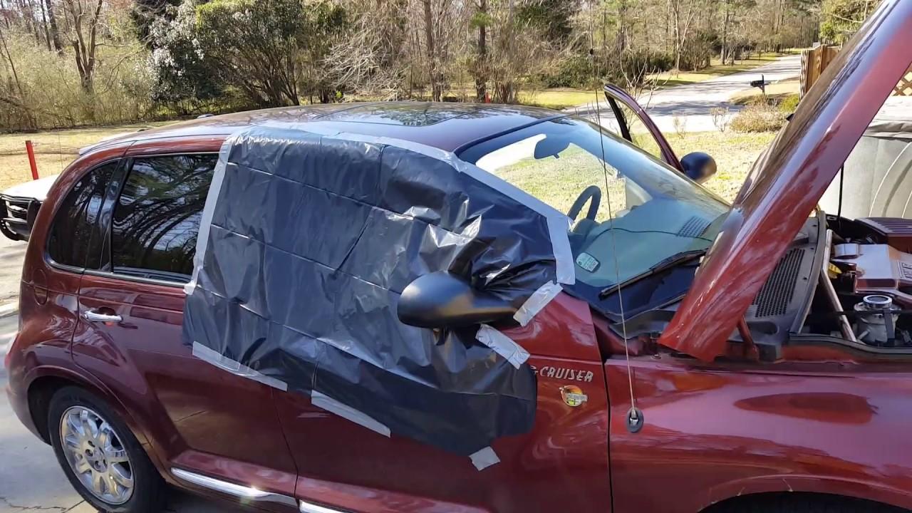 2008 Pt Cruiser Window Wont Roll Up Stuck Fix Broken 2006 2010