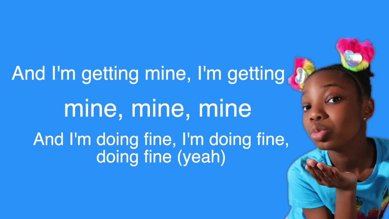 Dream Carter - TikTok Song (Lyrics Video)