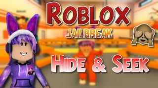 Roblox Jailbreak Hide & Seek #17 + Star Says - Winners get a Toy Code!