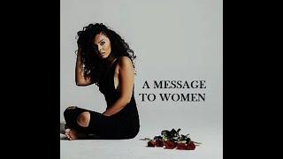 A MESSAGE