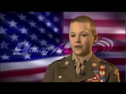 Young Marine Promo
