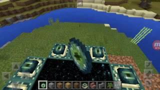 Minecraft bölüm bir Ender dragona nasıl  gidilir