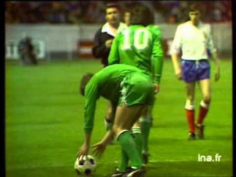 FRANCE - EIRE       1973