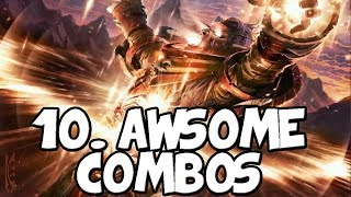 10 Awesome Hearthstone Combos