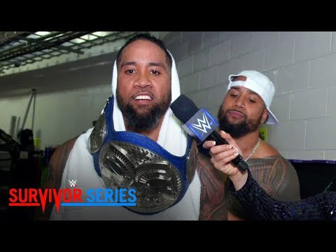 Thumbnail: The Usos declare themselves the best in the tag division: Exclusive, Nov. 19, 2017