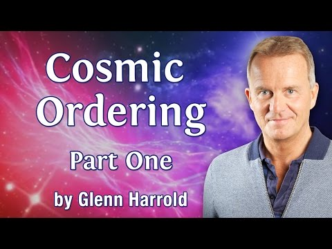 Amazing Cosmic Ordering Video Part 1