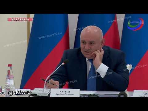 В Дагестан прибыл первый заместитель министра сельского хозяйства России Джамбулат Хатуов
