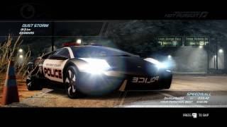 "Need for Speed: Hot Pursuit - ""Dust Storm"""