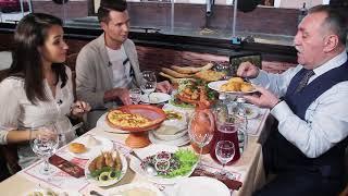 Особенности грузинской кухни. Ресторан Имеди в Ярославле в проекте Вкусное утро