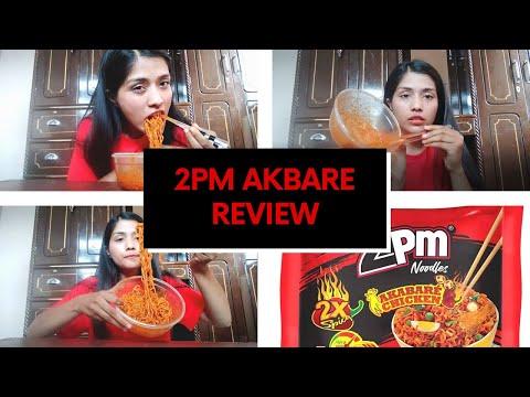 2pm Spicy Akbare Nepali Noodles Review  Prakriti 