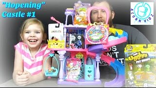 Hopening Castle #1 - Ugglys Pet Shop, MLP, Shopkins, Moshi Monsters