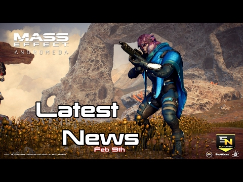 Mass Effect Andromeda | Latest News (Feb 9th) - Character Profiles, Leaks, Vetra, Abilities & More!
