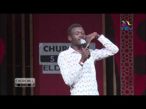 Duncan churchill show Eldoret
