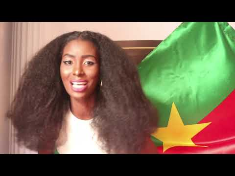 Miss University Burkina Faso 2019 Intro