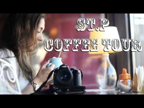 Любимые кофейни Петербурга // COFFEE TOUR