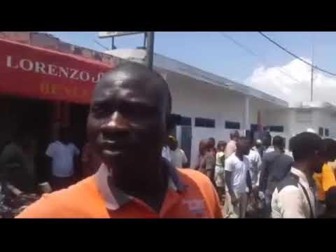 Togo : trouble politique actuellement entre le régime de Faure GNASSINGBE et la C14