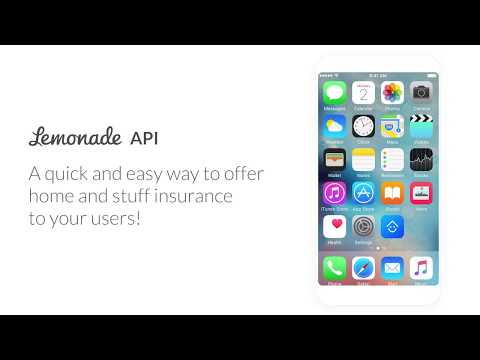 Lemonade Insurance API [Quick Intro]