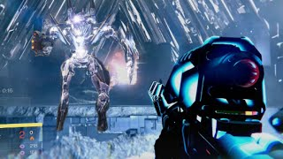 ATHEON AFTER PATCH! Destiny HARD RAID LEVEL 30 Gameplay Walkthrough Vault of Glass Boss Fight