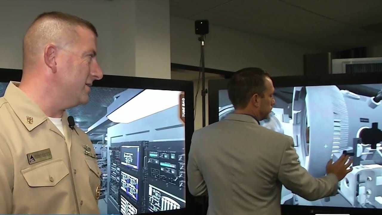 Central Florida Acts As Hub For Special Technology Training For Navy