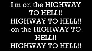 Repeat youtube video AC/DC - Highway to Hell