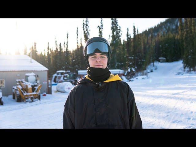 Steven Kahnert Video Profile - Park & Pipe Team