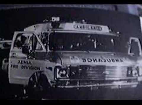 1974 Xenia Tornado Reprise Radio Bulletins